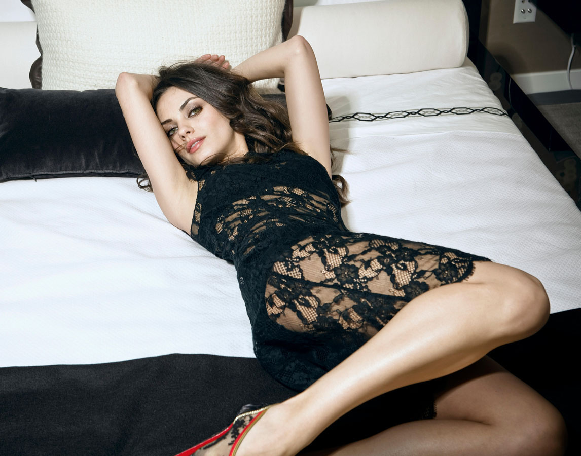 Mila Kunis for Esquire Magazine