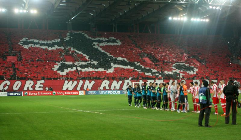 OLYMPIAKOS-ARSENAL