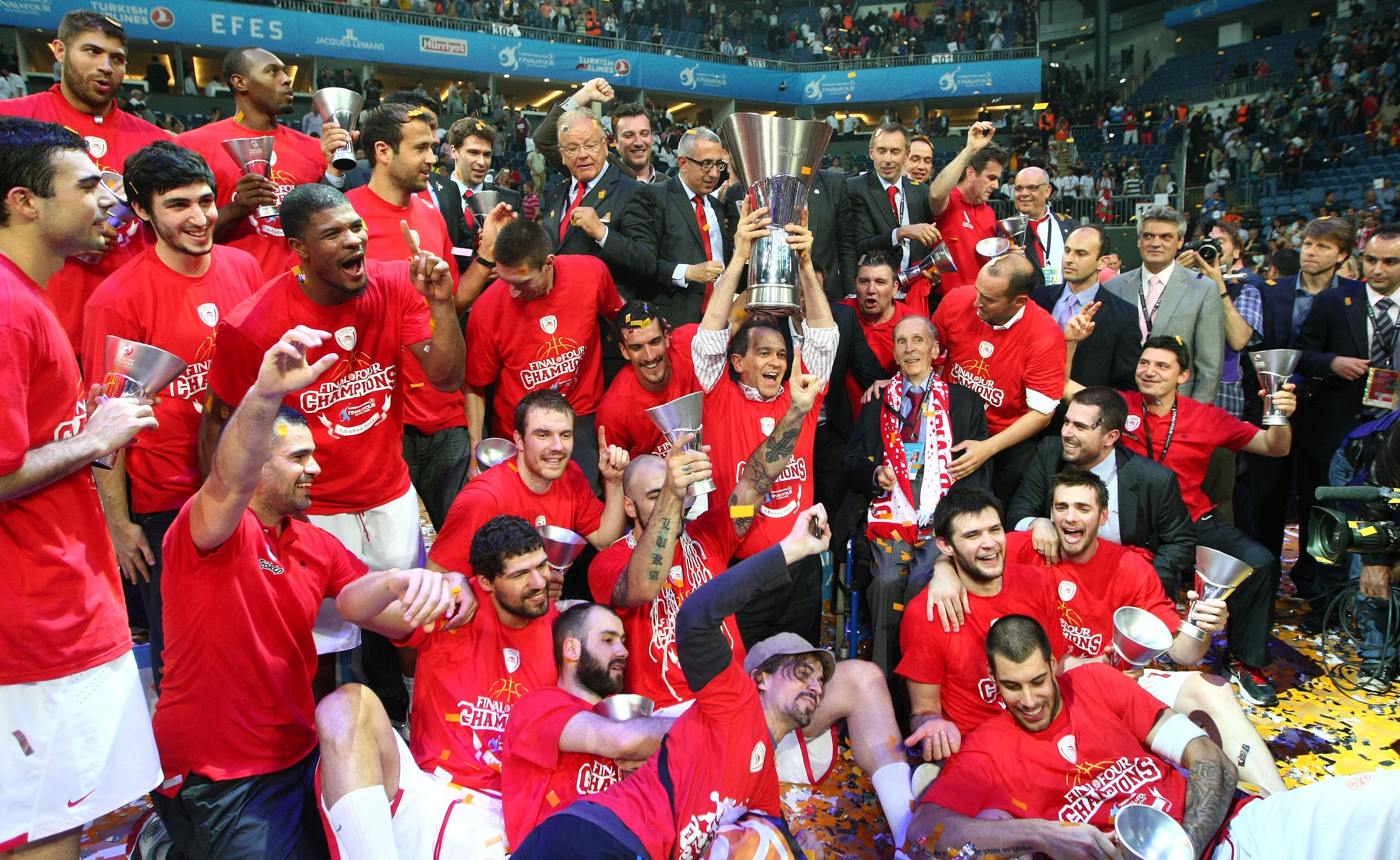 ??`- û??J? ????(r??E`2011-2012 ??K ??  CSKA - OLYMPIAKOS FINAL(EUROLEAGUE 2011-2012 FOUR)