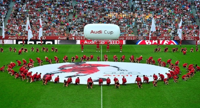FC Bayern Muenchen v Manchester City - Audi Cup 2013 Final For AUDI
