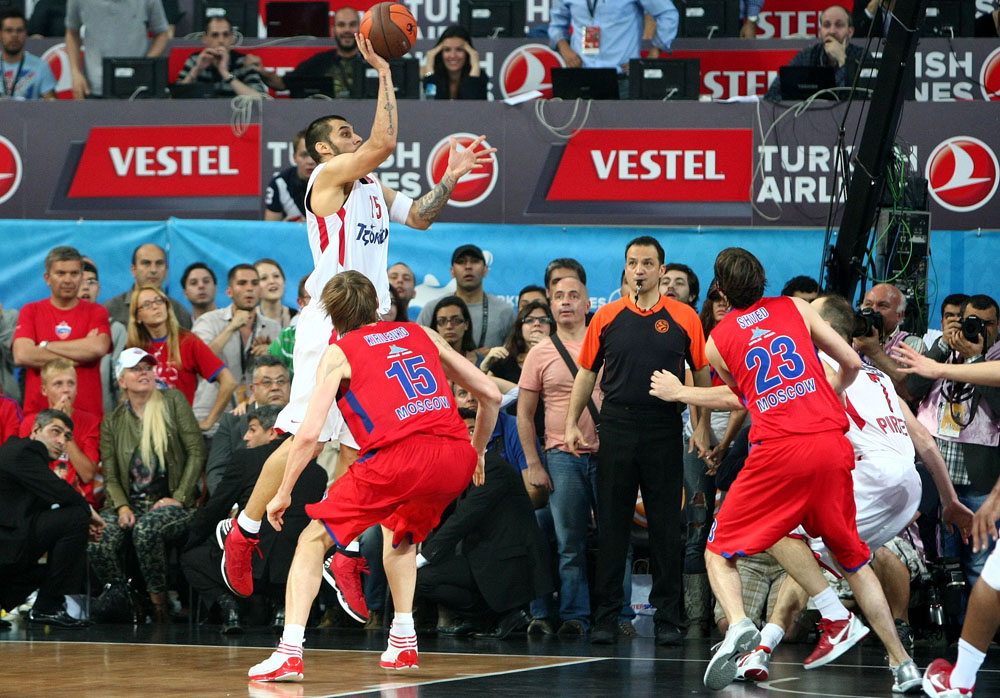 ? ???I???? ??????  ??`- û??J? ????(r??E`2011-2012 ??K ??  PRINTEZIS   CSKA - OLYMPIAKOS FINAL(EUROLEAGUE 2011-2012 FOUR)