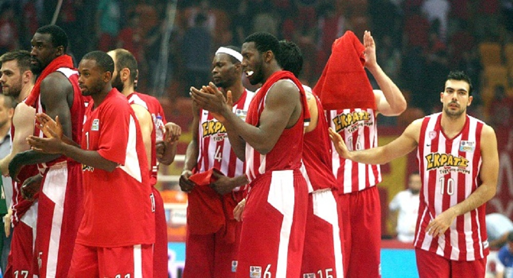 BASKET LEAGUE / ÐËÅÉ ÏÖ / ÔÅËÉÊÏÓ / ÏÓÖÐ - ÐÁÏ / PLAY OFF / FINAL / OLYMPIAKOS - PANATHINAIKOS
