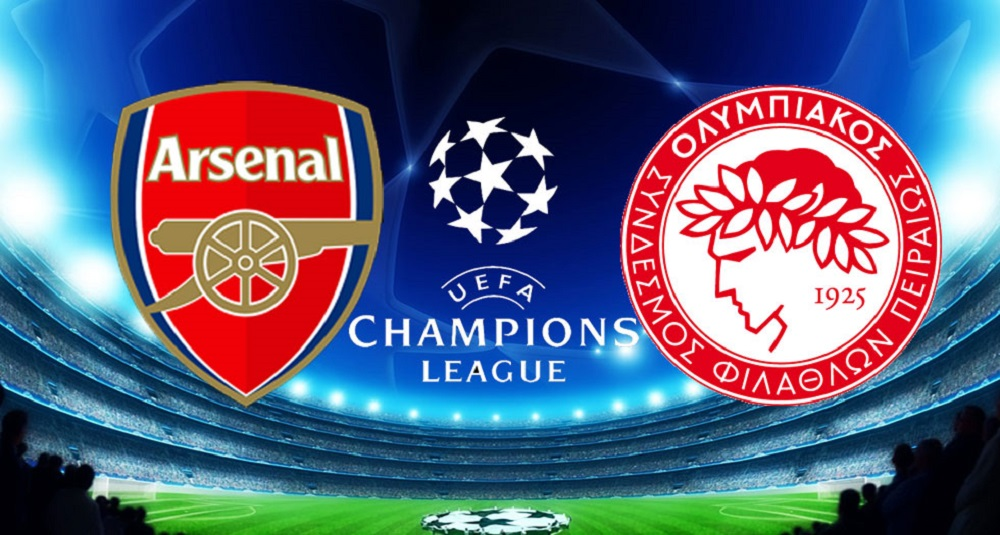 Arsenal-v-Olympiakos-CL