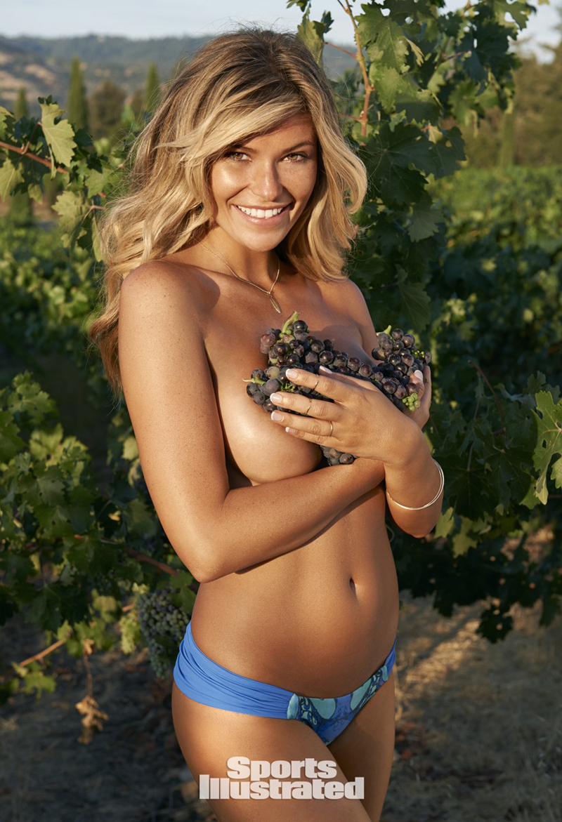 Swimsuit 2015: West Coast Shoot Samantha Hoopes Various/NA, NA, USA 7/12/2014 X158431 TK2 Credit: Yu Tsai Swimsuit by: Dakine