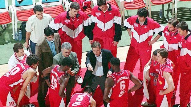 olympiacos 1995-1996
