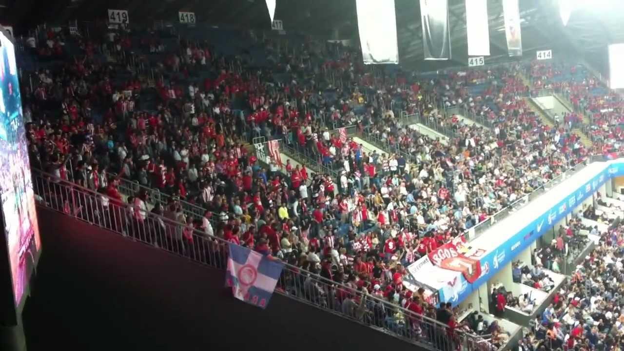 olympiacos euroleague 2012 kosmos