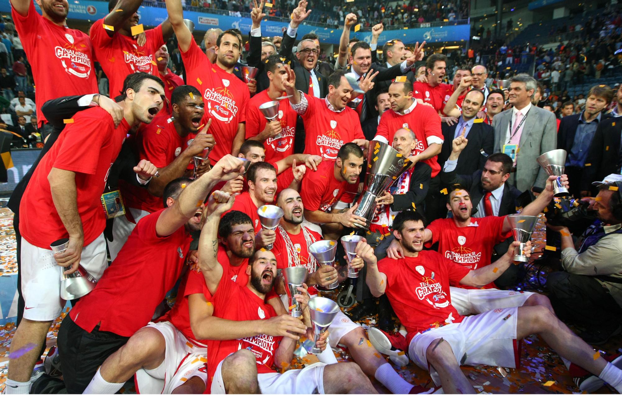 ??`- û??J? ????(r??E`2011-2012 ??K ??   CSKA - OLYMPIAKOS FINAL(EUROLEAGUE 2011-2012 FOUR)