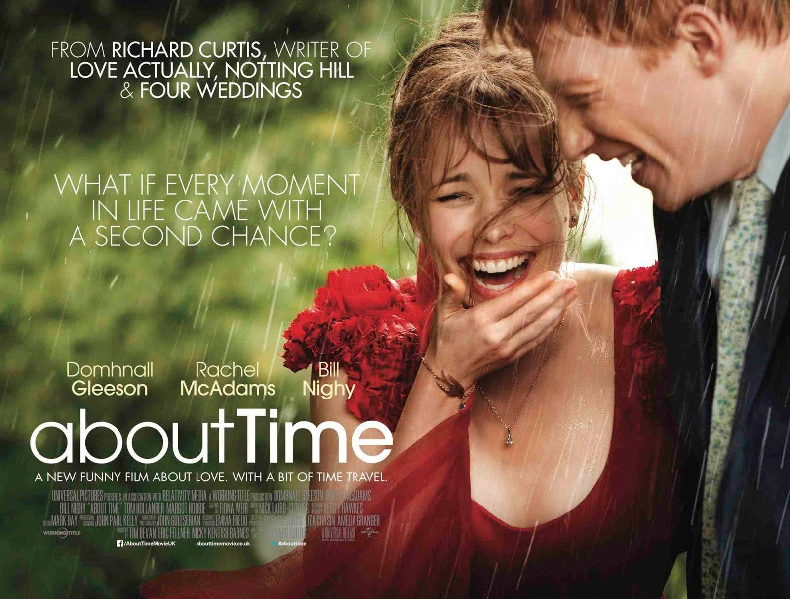 ABOUT TIME (ΟΣΑ ΦΕΡΝΕΙ Ο ΧΡΟΝΟΣ) - TRAILER (GREEK SUBS)