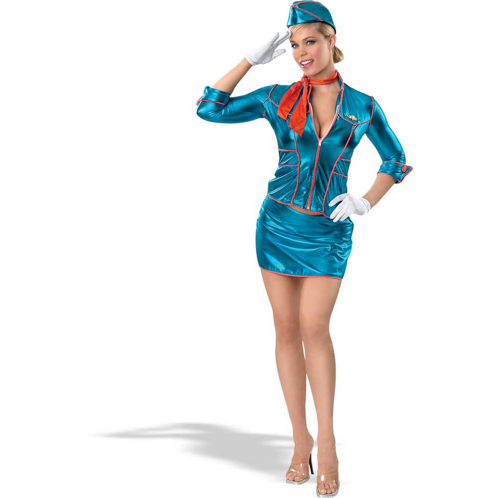sexy air hostess 1