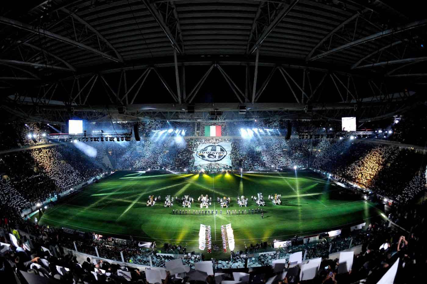 Inaugurazione del nuovo stadio della Juventus