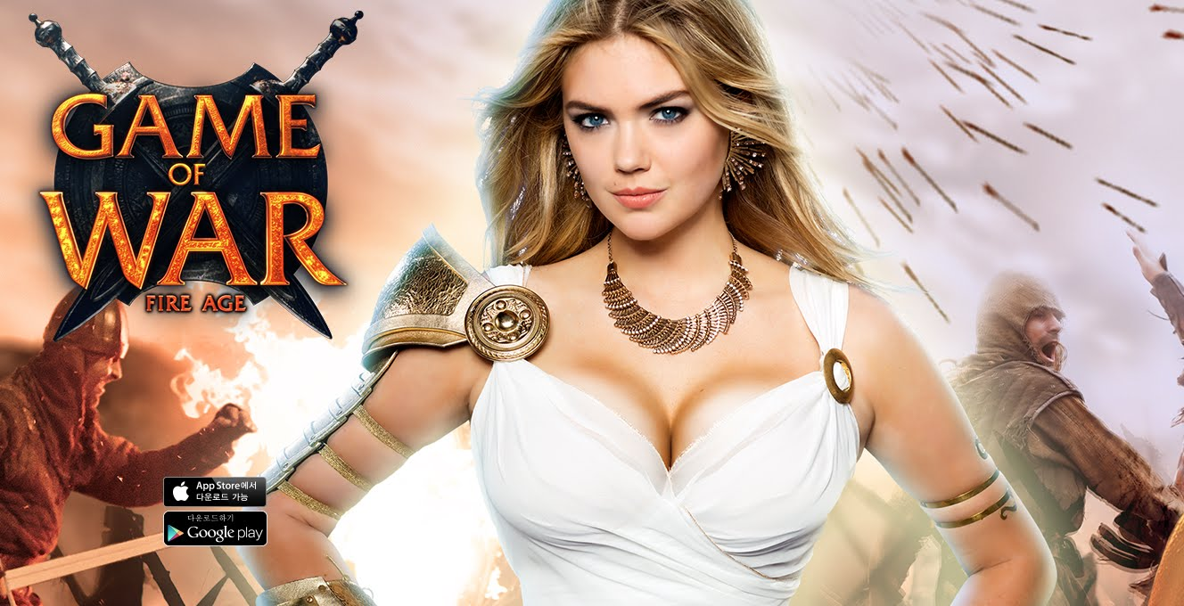 kate upton game of war 3