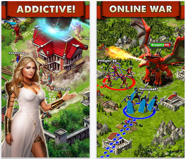 kate upton game of war 4
