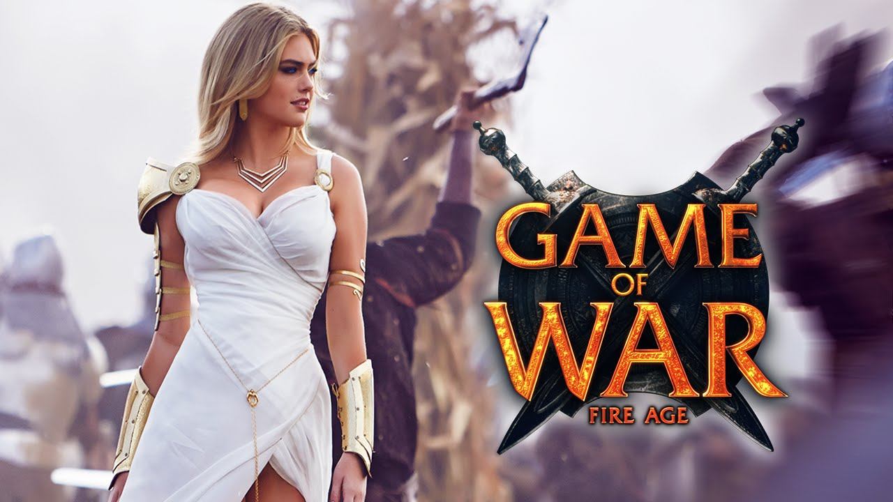kate upton game of war 5