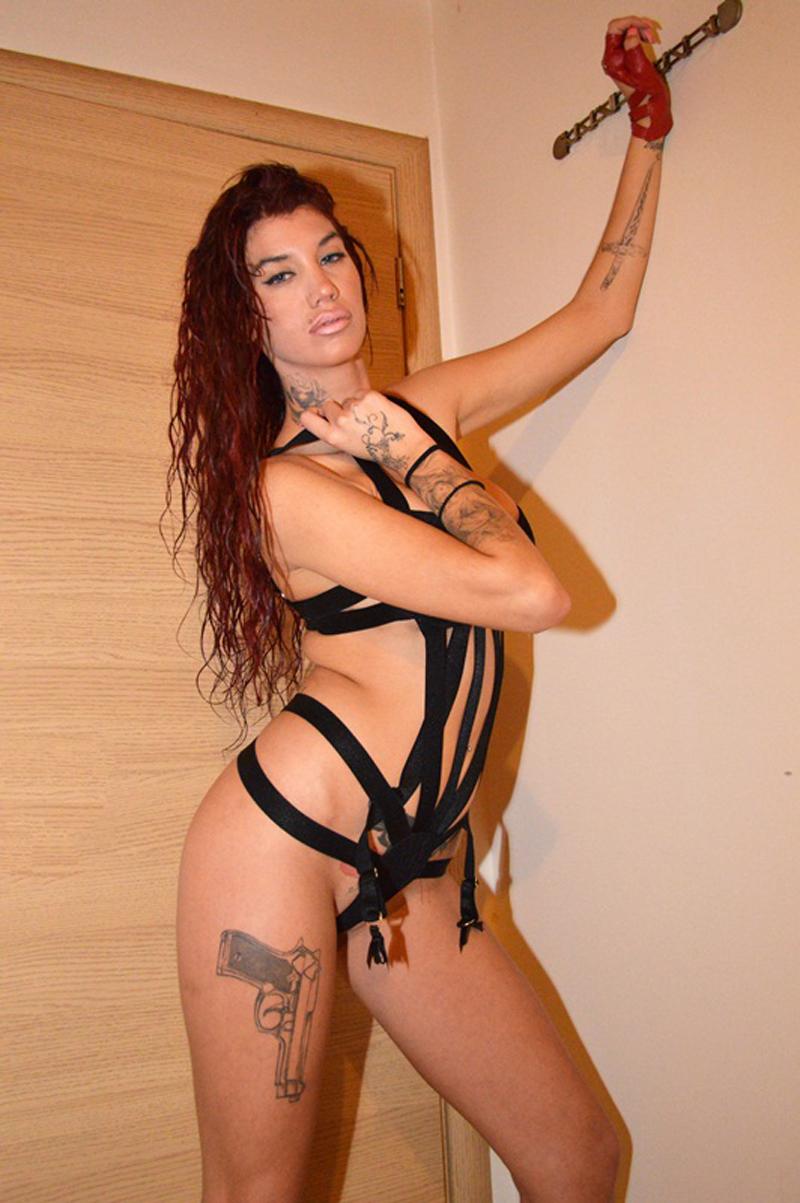 Maria-Alexandrou-Sexy-Lingerie-Photoshoot-Kanoni-7