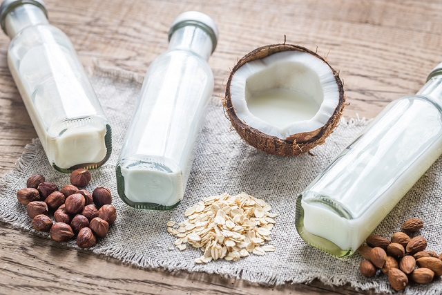 bigstock Different Types Of Non dairy M 112783757