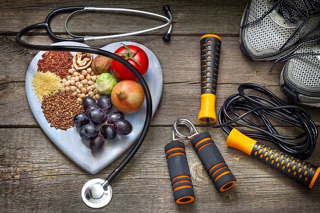 bigstock Healthy lifestyle concept with 119826488